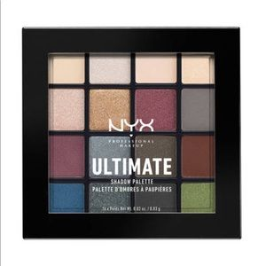 NYX Makeup - NYX Ultimate Shadow Palette